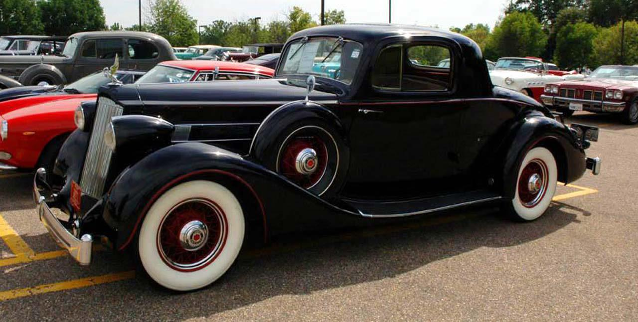 1935 Packard Twelve 2/4P Coupe
