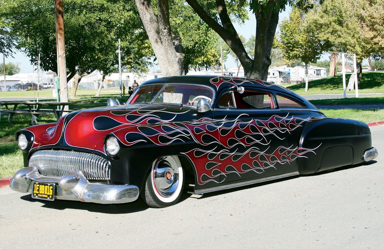 1950 Chevy Fleetline Custom