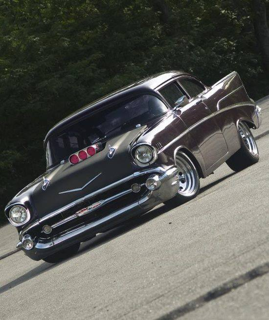 Chevrolet Bel Air Custom - 1957