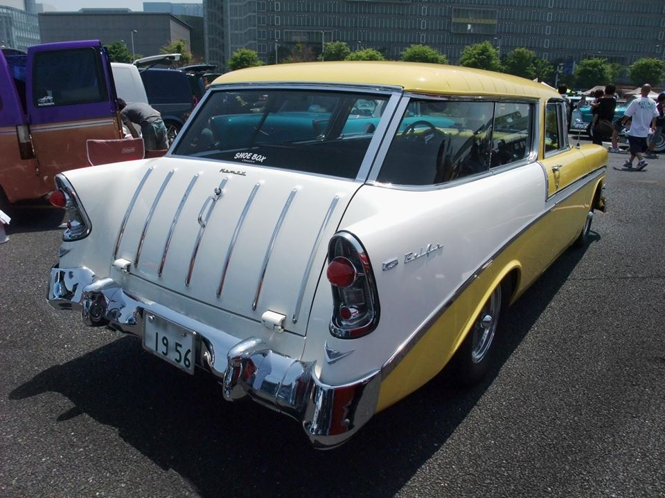 1956 Bel Air wagon