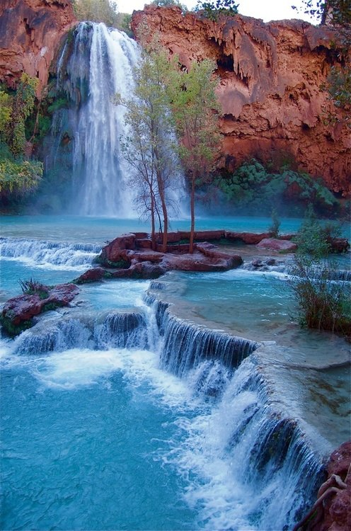 Havasu Falls-Grand Canyon- Arizona