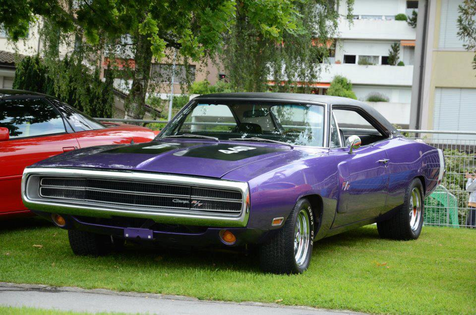 70 FC7 Dodge Charger R/T 440